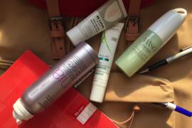 flacons produits peau jeune ado acné