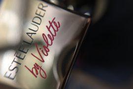 rouge à lèvres, Violette X Estée Lauder