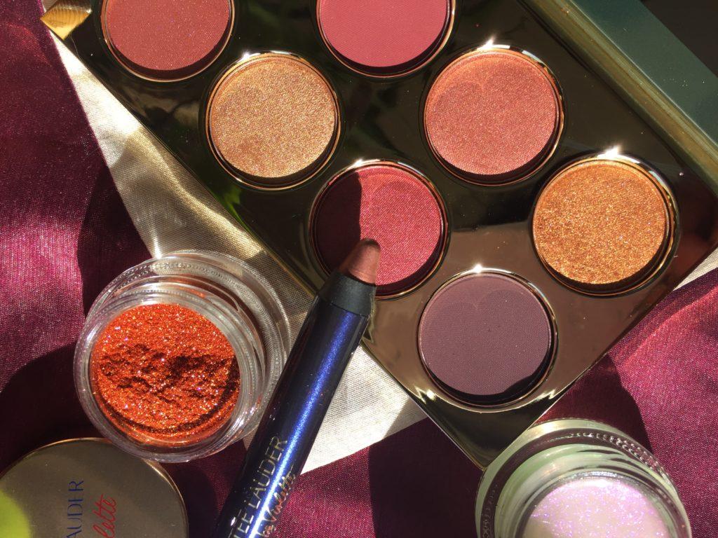 Maquillage d'automne par Violette X Estée Lauder