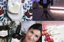 speed list 5, beauté, bien-être, maquillage, Glossier, Fragonard, yoga, botanique