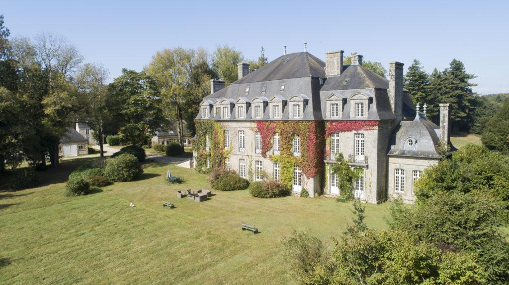 château du Launay, wellness, retraite bien-être, yoga, détox, jeûne