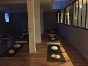 yoga vynysa