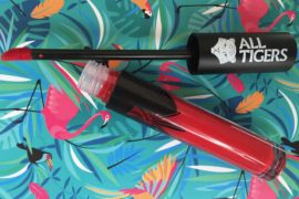 rouge à lèvres propre, clean beauty, vegan, green