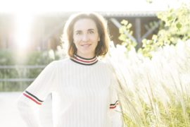 Mathilde Thomas, Caudalie, polyphénols, raisin