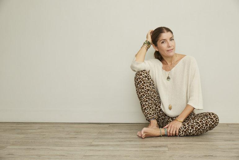 Elodie Garamond Tigre Yoga Club