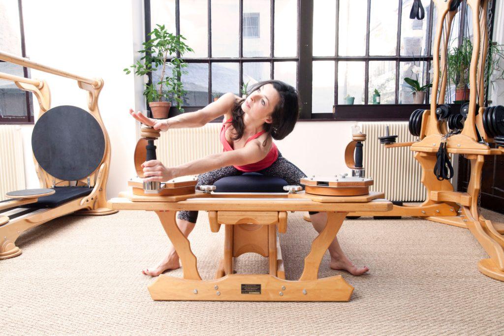 posture ,Gyrotonic, yoga, Pilates, Studio Rituel