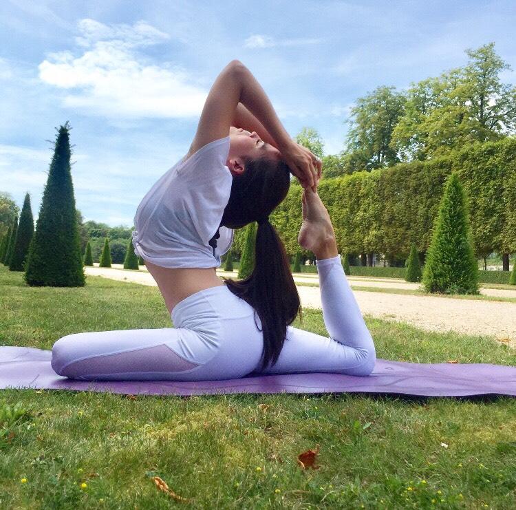 yoga, fitness, bien-être