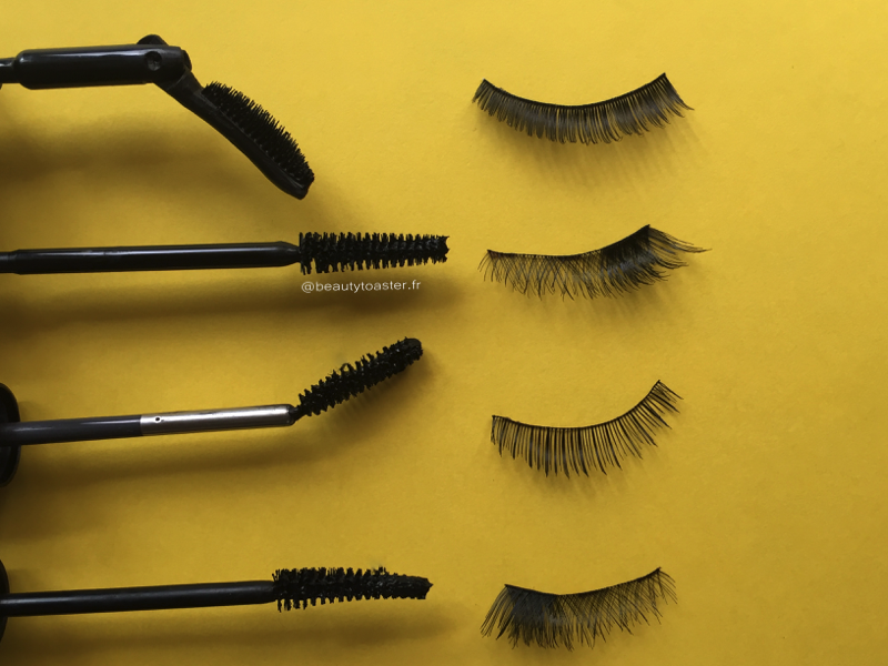 mascara, cils, faux-cils, extensions