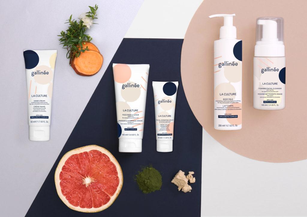 cosmétiques, microbiome, peau, probiotiques, prébiotiques, postbiotiques