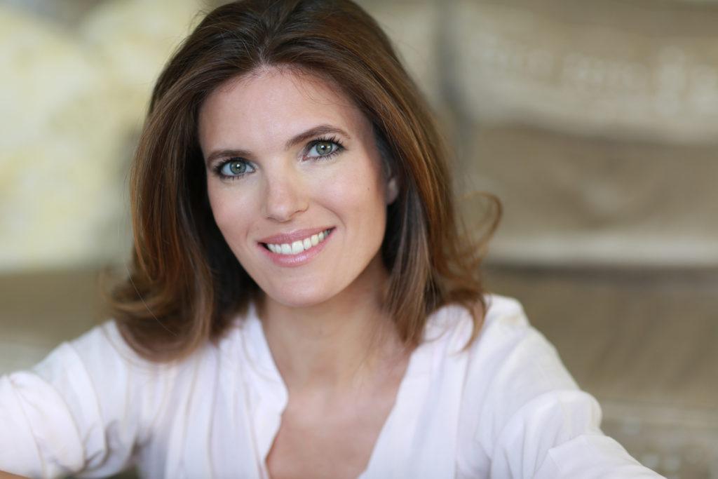 Clemence Von Mueffling, Beauté, well-being, beauty, yoga, organic