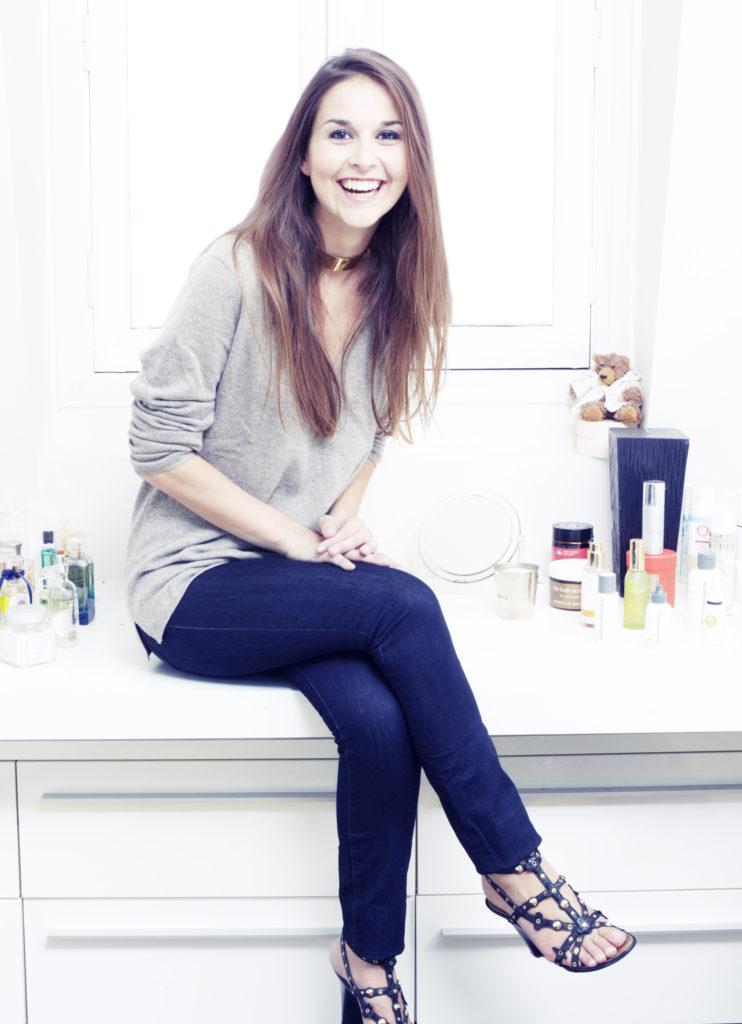 Juliette Lévy Oh my Cream clean beauty cosmétiques