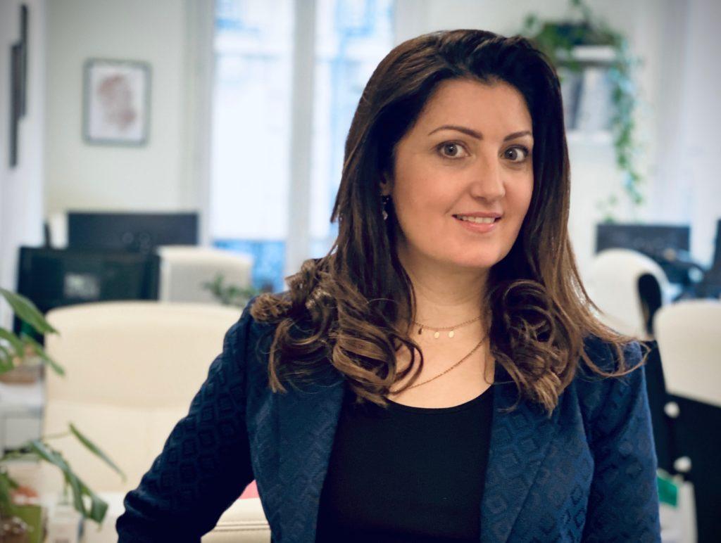 Nadia Gabriel Mon Vanity Idéal cosmétiques data
