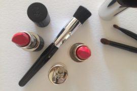 rouge à lèvres rechargeable, luxe