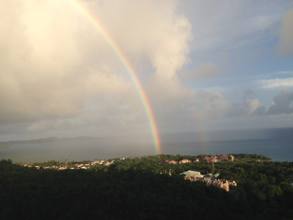 arc-en-ciel Martinique