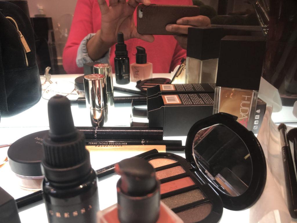 maquillage, masterclass